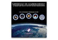 Virtual Planetarium™ Software DVD